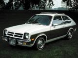 Chevrolet Chevette 3-door US-spec 1975–77 images