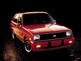 Chevrolet Chevette 5-door US-spec 1983–86 photos