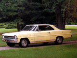 Chevrolet Chevy II Super Sport 327 1967 wallpapers