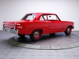 Images of Chevrolet Chevy II 100 2-door Sedan (11411) 1967