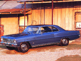 Pictures of Chevrolet Chevy II Nova SS 327 Sport Coupe 1966