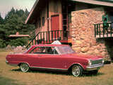 Chevrolet Chevy II Nova SS Sport Coupe (11737) 1965 wallpapers