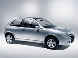 Photos of Chevrolet Chevy C2 3-door 2004–09