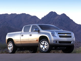 Photos of Chevrolet Cheyenne Concept 2003