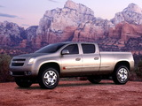 Pictures of Chevrolet Cheyenne Concept 2003