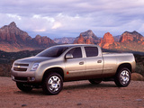 Chevrolet Cheyenne Concept 2003 wallpapers