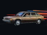 Chevrolet Citation II 1984 pictures