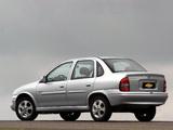 Chevrolet Classic 2003–08 images