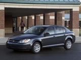 Chevrolet Cobalt Sedan 2004–10 images