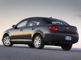 Chevrolet Cobalt Sedan 2004–10 photos