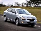 Chevrolet Cobalt BR-spec 2011 wallpapers