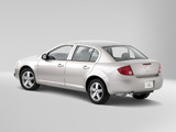 Images of Chevrolet Cobalt Sedan 2004–10