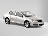 Pictures of Chevrolet Cobalt Sedan 2004–10