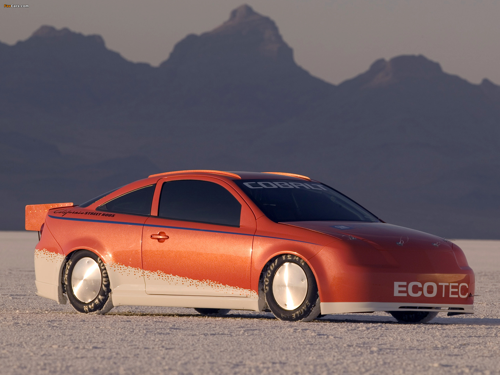 Cobalt Car