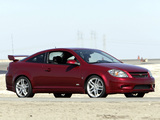Chevrolet Cobalt SS Coupe 2008–10 wallpapers