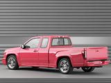 Chevrolet Colorado Extreme Concept 2003 wallpapers