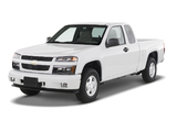 Chevrolet Colorado Extended Cab 2004–11 images