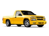 Chevrolet Colorado Sport Regular Cab 2004–11 images