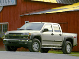 Chevrolet Colorado Z71 Crew Cab 2004–11 images