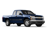 Chevrolet Colorado Extended Cab 2004–11 photos