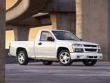 Chevrolet Colorado Sport Regular Cab 2004–11 photos
