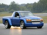 Chevrolet Colorado Cruz Concept 2004 pictures