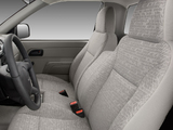 Chevrolet Colorado Regular Cab 2004–11 pictures