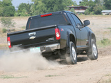 Chevrolet Colorado Z71 Extended Cab 2004–11 pictures