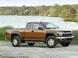 Chevrolet Colorado Z71 Extended Cab 2004–11 wallpapers