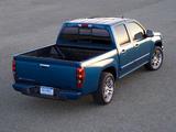 Chevrolet Colorado Sport Crew Cab 2004–11 wallpapers