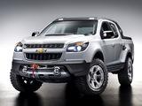 Chevrolet Colorado Rally Concept 2011 images