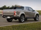 Chevrolet Colorado Concept 2011 pictures
