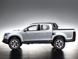 Chevrolet Colorado Rally Concept 2011 pictures