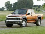 Images of Chevrolet Colorado Z71 Extended Cab 2004–11