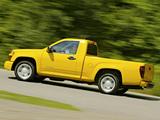 Photos of Chevrolet Colorado Sport Regular Cab 2004–11