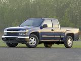Photos of Chevrolet Colorado Extended Cab 2004–11