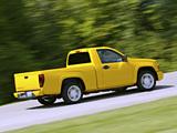 Pictures of Chevrolet Colorado Sport Regular Cab 2004–11