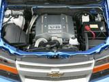 Pictures of Chevrolet Colorado Cruz Concept 2004