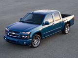 Pictures of Chevrolet Colorado Sport Crew Cab 2004–11
