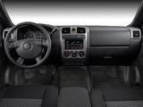 Pictures of Chevrolet Colorado Z71 Crew Cab 2004–11