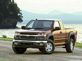 Pictures of Chevrolet Colorado Z71 Extended Cab 2004–11