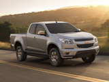 Pictures of Chevrolet Colorado Extended Cab LTZ 2011