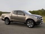 Pictures of Chevrolet Colorado Concept 2011