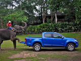 Pictures of Chevrolet Colorado Z71 Double Cab TH-spec 2012
