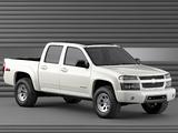Chevrolet Colorado Z71 Vision Concept 2004 wallpapers