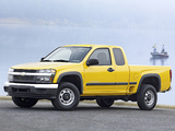 Chevrolet Colorado Extended Cab 2004–11 wallpapers