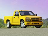 Chevrolet Colorado Sport Regular Cab 2004–11 wallpapers
