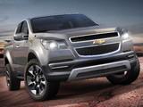 Chevrolet Colorado Concept 2011 wallpapers