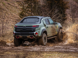 Chevrolet Colorado ZH2 Fuel Cell Vehicle 2016 wallpapers
