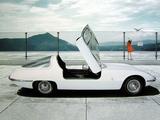Chevrolet Corvair Testudo Concept Car 1963 images